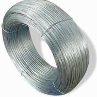 Buy cheap stainless steel galvanized iron wire,hot dipped/electroplate galvanized from wholesalers