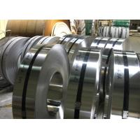 Buy cheap 10 - 800mm Width Cold Rolled Stainless Steel Strip Thickness 0.05 - 1.2mm from wholesalers