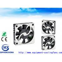Electronics Portable High Temperature DC Axial Fans For Laptop / Micro DC Fan 18mm