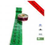 Buy cheap 200m Green Low Density Polyethylene Hazard Underground Detectable Warning Tape from wholesalers