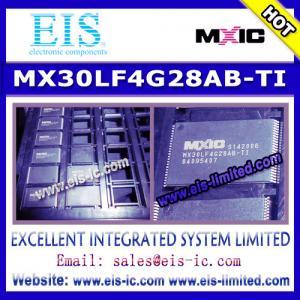 Buy cheap MX30LF4G28AB-TI - MXIC - IC FLASH 4GBIT NAND 48TSOP product