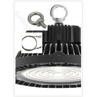 Buy cheap UFO High Bay LED Lights Die Casting Pure Aluminum Shell Type With Safety Rope Component product
