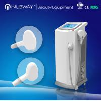 Buy cheap Excellent cooling system sapphire big spot 808nm diode laser machine for hair removal from wholesalers