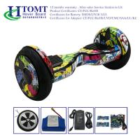 Buy cheap Light Up Hoverboard Segway Board Bluetooth Self Balancing Board 2 Wheels from wholesalers