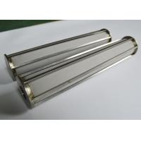 Buy cheap Oil Water Separation Sintered Metal Filter Elements 0.5um-100um Rating from wholesalers