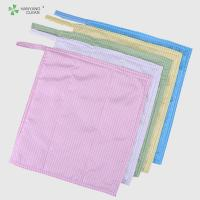 Buy cheap durable anti static microfiber cleaning cloth,cleaning cloth factory from wholesalers