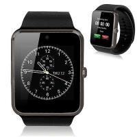 Buy cheap GT08 Bluetooth Smart Wrist Watch GSM Phone For Android IOS iPhone product