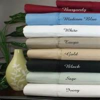 Buy cheap PIMA COTTON EXTRA DEEP POCKET 1000 THREAD COUNT SHEET SET/Luxurious bedding sheet from wholesalers