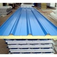 Buy cheap Color Mineral Wool Sandwich Panel from wholesalers