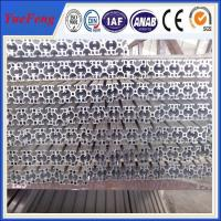 Buy cheap anodizing Aluminum Extrusion for Machine support frame(4040) from wholesalers