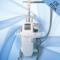 Buy cheap Cryolipolysis Cellulite Reduction Liposuction Laser Machine with 4 Handles from wholesalers