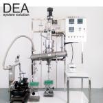 Buy cheap Horizontal Vacuum Fractional Distillation Equipment / Small Distillation Unit from wholesalers