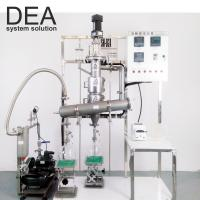 Buy cheap Vacuum Fractional Distillation Equipment / Small Distillation Unit from wholesalers