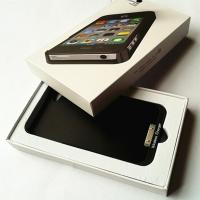 Buy cheap Hot Selling Qi Wireless Charging Receiver Wireless Charger Case for iPhone 4 from wholesalers