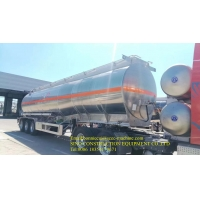 Buy cheap 42000liters Aluminum Alloy Oil Tank Heavy Duty Semi Trailers / Aluminum Fuel Tank Semi Trailer 3axles from wholesalers