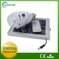 Buy cheap solar led lamp 4 in 1 LED Solar Lamp with Detachable Handle for use everywhere from wholesalers