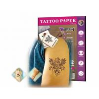 Buy cheap Body Tattoo Paper A6 12 Sheets from wholesalers