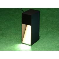 Buy cheap Warm White IP55 6 Watt LED Garden Lights / Outside Led Lawn Lights product