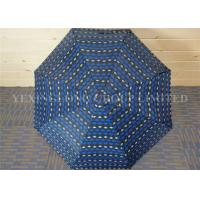 Buy cheap Travel Size Windproof Auto Open Close Umbrella Water Repellent Umbrella Easy Carrying from wholesalers