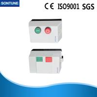 Buy cheap IEC947 Magnetic Starters With Thermal Overload , Electrical Power Motor Starter from wholesalers