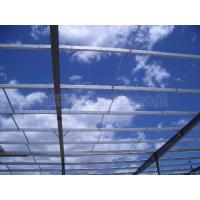 Buy cheap Hot Rolled Z Steel Section Galvanized Steel Square Tubing Zinc Galvanized C Channel from wholesalers