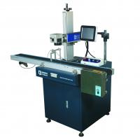 Buy cheap Laser Engraving Machine 10w Green Color For Digital Products Components from wholesalers