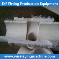 Buy cheap electro fusion fitting production equipment, ppr wire laying machine, cx-32/160zf electro from wholesalers