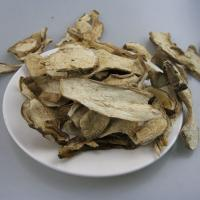 Buy cheap Factory Price Premium Wild Dried Funghi Porcini Slices in Different Grades from wholesalers