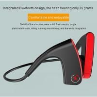Buy cheap Wireless Bone Conduction Bluetooth Headphones Bose Bluetooth Noise Cancelling Headphones from wholesalers