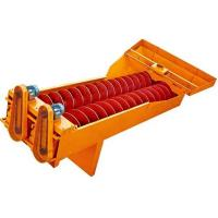 Buy cheap Double Spiral Sand Washing Machine 200t/H Stable Operation For River Sand from wholesalers