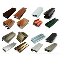 Buy cheap Colorful T Shape Anodizing Aluminum Profile For Furniture from wholesalers