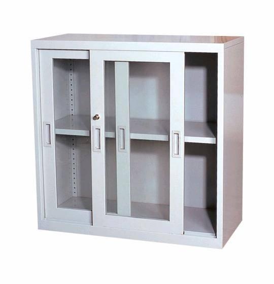 steel low storage cabinet 97336029. Black Bedroom Furniture Sets. Home Design Ideas