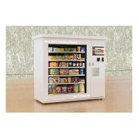 Buy cheap Automated Fresh Mini Mart Food Vending Machine Station Hospital Tourist Spot from wholesalers