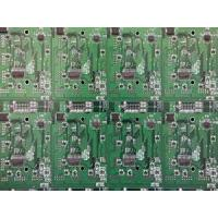Buy cheap 1.2mm FR4 Double-side pcb board with white silkscreem ISO from wholesalers