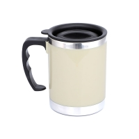 Buy cheap 400CC Metal Insulated Coffee Mugs product