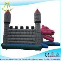 Buy cheap Hansel Design Inflatables Game,Inflatable Bouncer on Backyard Bounce House from wholesalers