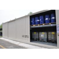 Buy cheap Shelf Type Walk In Explosion Proof Container For Chemical Waste Temporary Storage from wholesalers