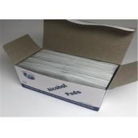 Buy cheap 70% Isopropyl Alcohol Cleaning Wipes , Disposable IPA Cleaning Wipes from wholesalers