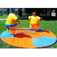 Buy cheap Sumo Wrestling Suits Inflatable Sports Game from wholesalers
