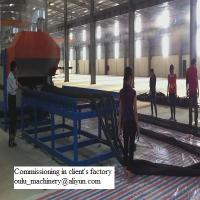 Buy cheap Shock Absorption Heat Preservation Nbr/Pvc Rubber Foam Insulation production line from wholesalers