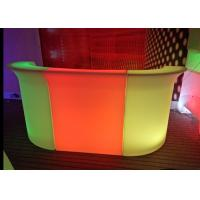 Buy cheap Popular Straight LED Bar Counter Waterproof 16 Colors Changing For Party Rental from wholesalers