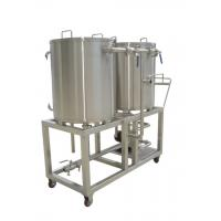 Buy cheap Stainless Steel AISI 304 Beer CIP Cleaning System For Brewery 200L 3mm Thickness from wholesalers