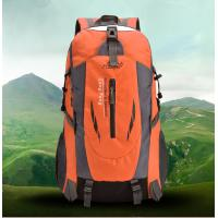 40L Large Capacity Outdoor Travel Backpack For Camping / Mountaineering Hiking