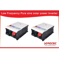 Buy cheap DC AC Hybrid Solar Inverter , 1-6KW Capacity Solar Panel Inverter with MPPT Solar Controller from wholesalers