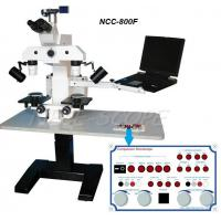 Buy cheap 0.7X - 4.5X Zoom Stereo Forensic Comparison Microscope WF10X / Ф24mm from wholesalers