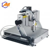 Buy cheap AMAN high quality mini cnc making machine 3040  pantograph cnc engraver wood router cnc from wholesalers