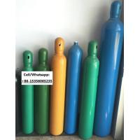 Buy cheap Medical 10 Liter Oxygen Cylinders W/ Outside Diameter 140mm from wholesalers