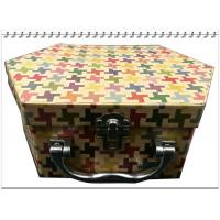 Buy cheap Decorative Mini Suitcase Storage Keepsake Box for stationery, photos, cds, child's room from wholesalers