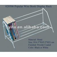 Buy cheap Popular Wire Book Display Rack from wholesalers