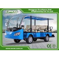 Buy cheap EXCAR 11 Seater 72v Electric Shuttle Bus electric car china tour bus for sale from wholesalers